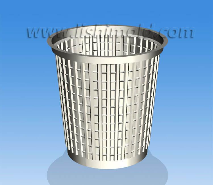 加强筋塑料杯设计图