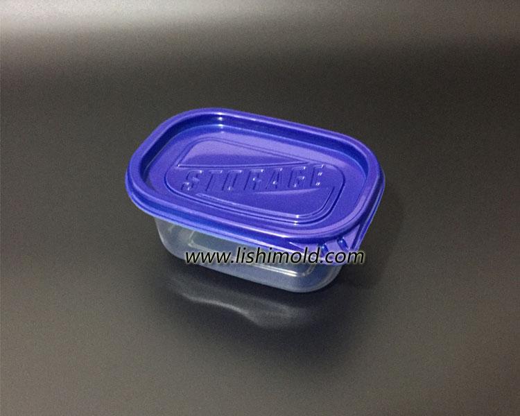 一次性塑料保鲜盒 带盖