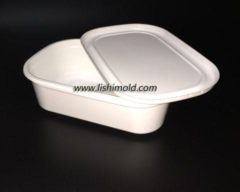 冰淇淋打包盒打包碗 带盖子