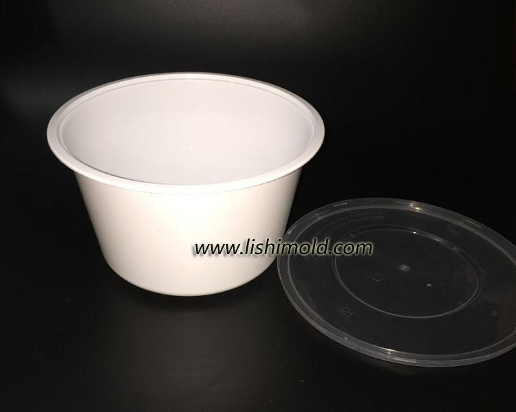 快餐打包碗,一次性打包碗带盖 第一张