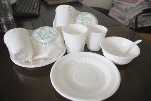 关于一次性塑料餐具,饮具的选购建议