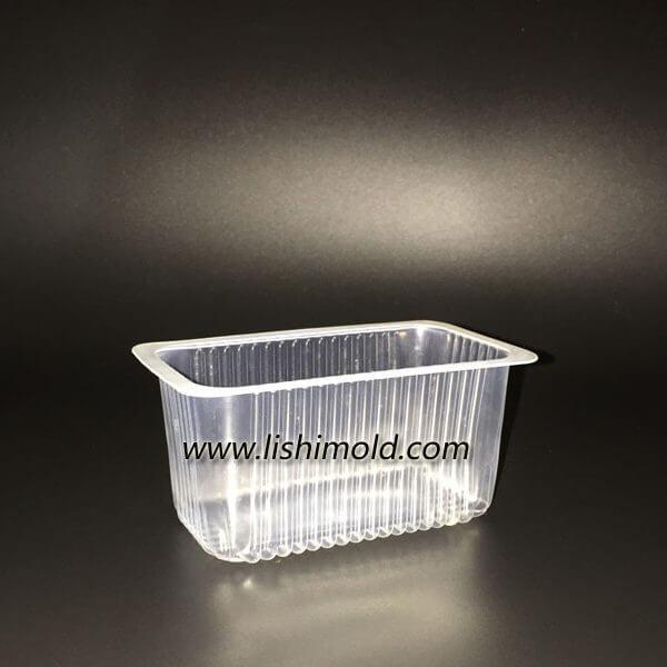塑料透明饼干包装盒 第1张