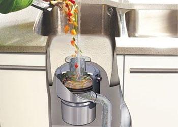 厨房垃圾处理机