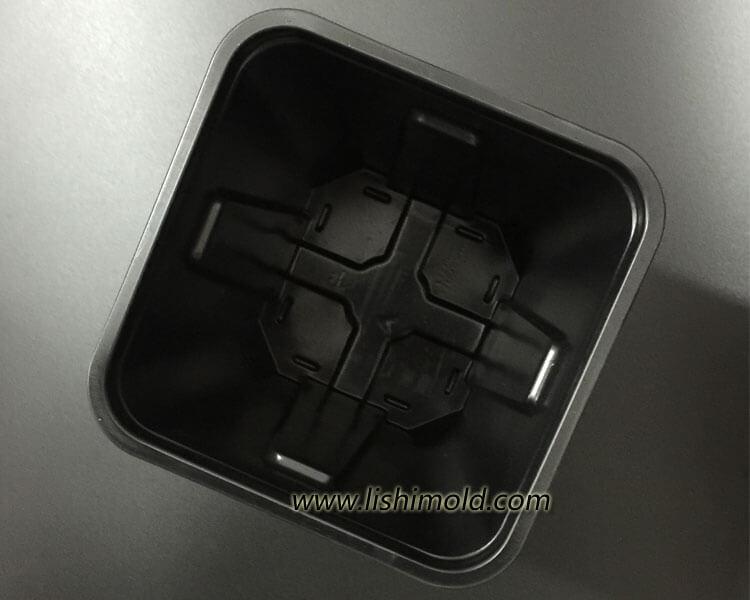 塑料育苗盆 黑色营养钵