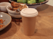 可完全降解的咖啡杯